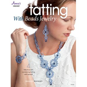 Tatting With Beads Jewelry - Marilee Rockley