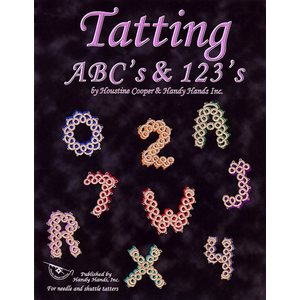 Tatting ABC's & 123's - Houstine Cooper & Handy Hands Inc.