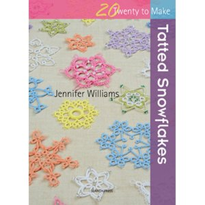 20 Tatted snowflakes - Jennifer Williams