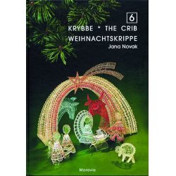 Krybbe - The Crib - Weihnachtskrippe - Jana Novak