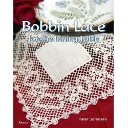 Bobbin Lace for the dining table - Peter Sorensen