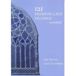 121 Honiton Lace Fillings ~revisited - The Devon Lace Teachers