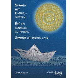 Summer in bobbin lace - Claire Burkhard