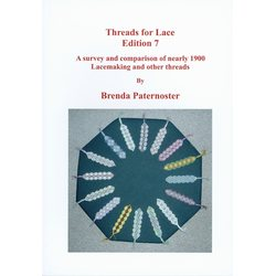 Threads for Lace - edition 7 - Brenda Paternoster