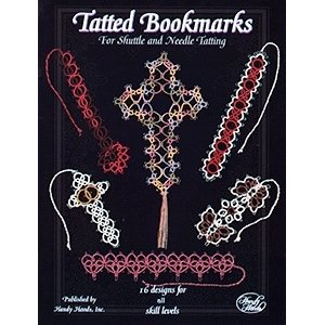 Tatted Bookmarks for Shuttle and Needle Tatting